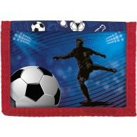 Portfel dla chłopca z piłką nożną FOOTBALL DERFORM 2020