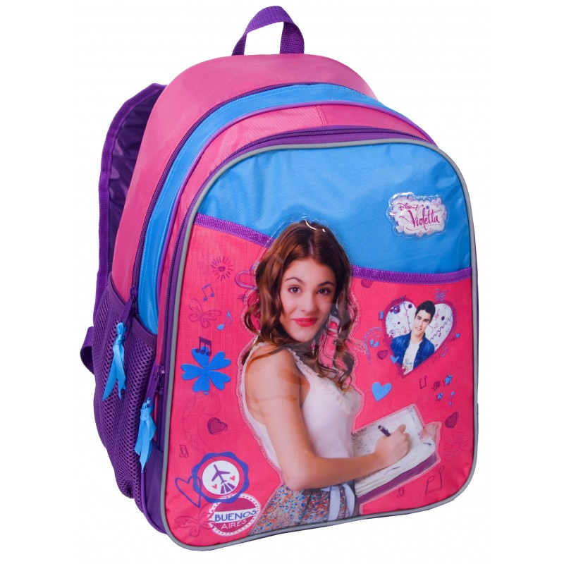 6490d530bff4f Plecak szkolny Violetta - ePlecaki do szkoły i na wakacje