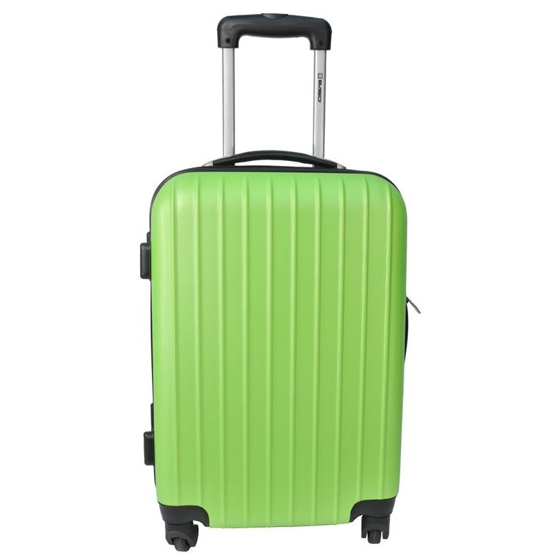 788d4678d4499 Walizka mała, ABS zielona - ePlecaki do szkoły i na wakacje
