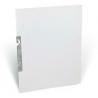 Skoroszyt z zawieszką A4 pełny biały tektura 350g biurowy Unipap