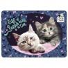 Podkładka laminowana kotki DERFORM na biurko Cleo&Frank