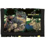 Portfel z dinozaurem DERFORM dla chłopca Dinosaur