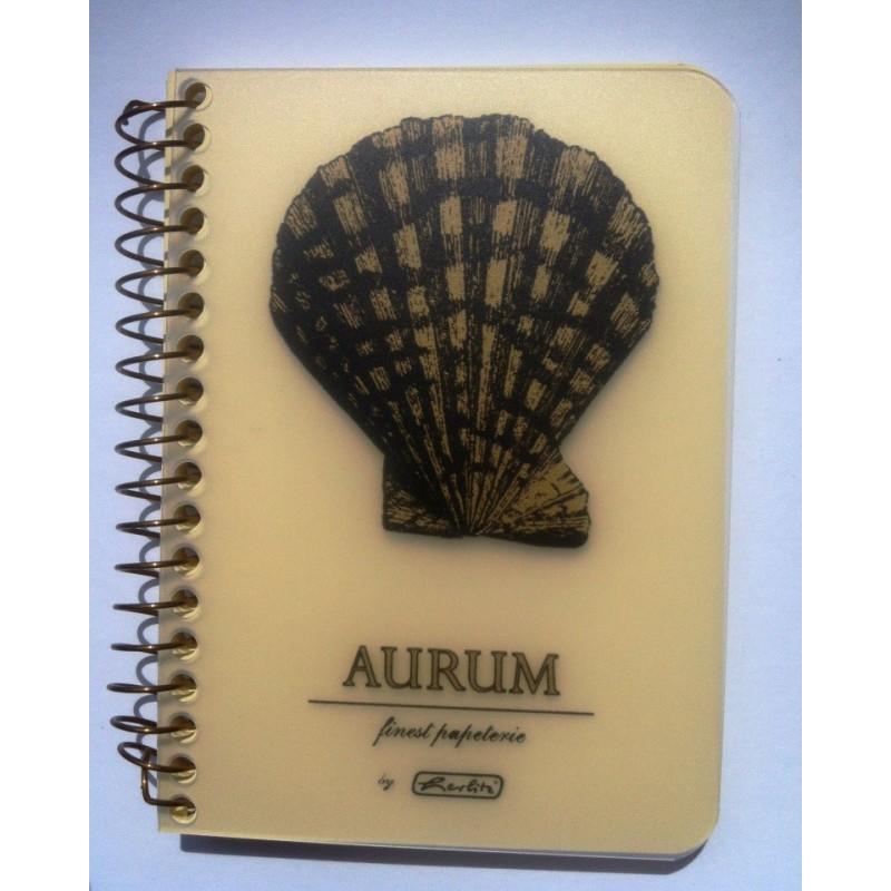 BRULION NA SPIRALI A6 / 100k. AURUM