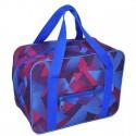 TORBA - bagaż podręczny 42x32x21 - mały wizzair - niebieski, różowy, fioletowy