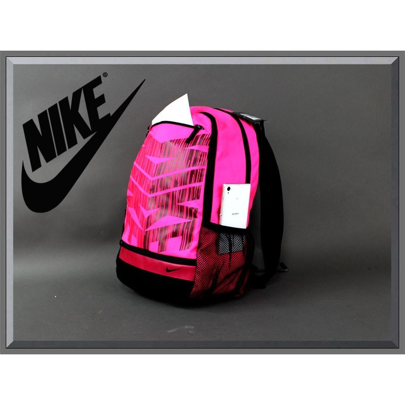 Plecak NIKE Classic Line różowy