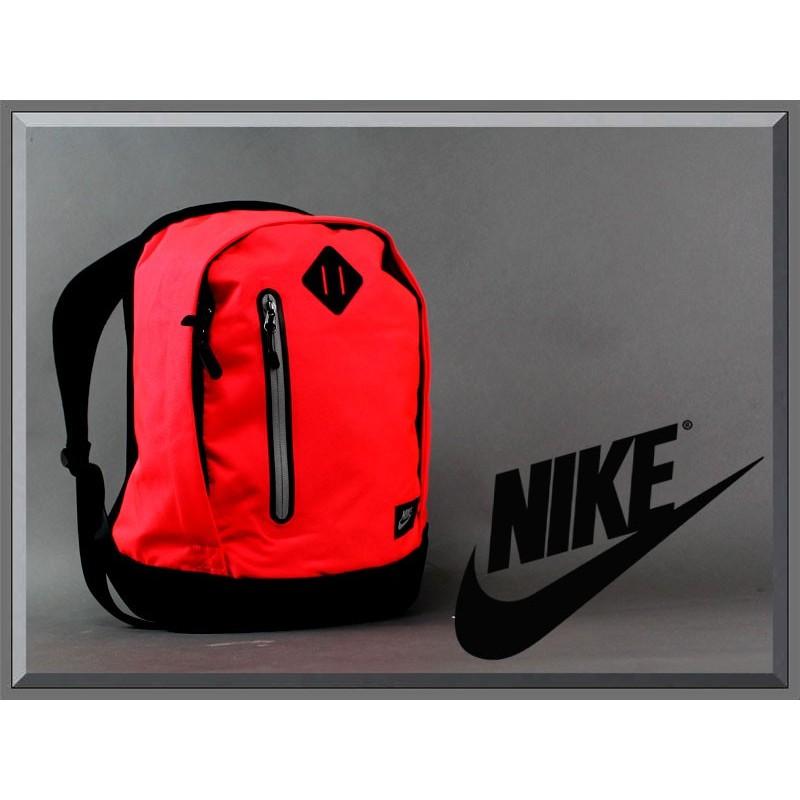 Plecak NIKE czerwony