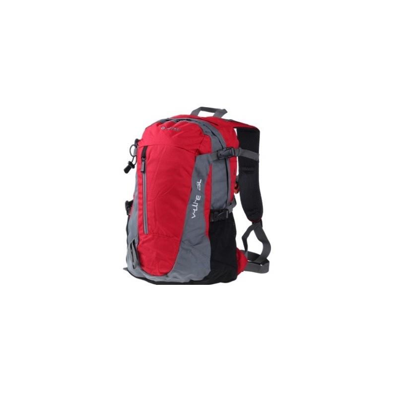 Plecak HI-TEC FELIX 25L - czerwono-szary