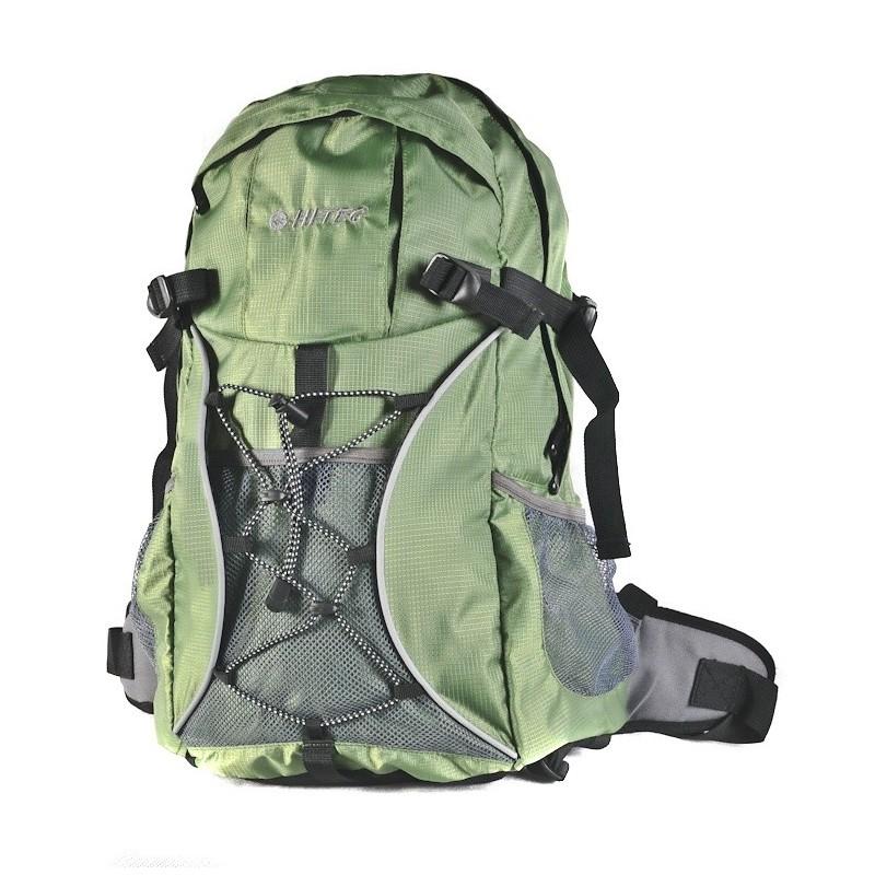 Plecak HI-TEC SEBBA 28L - zielono-czarny