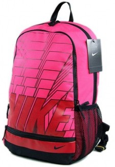 72afe55224999 Plecak NIKE Classic różowy - ePlecaki do szkoły i na wakacje