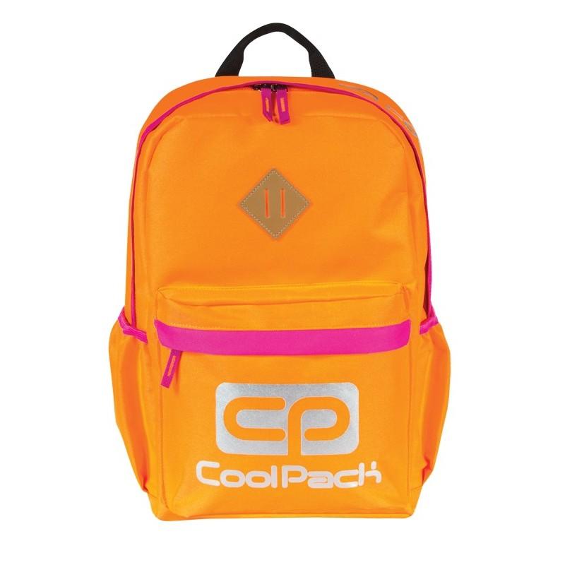 4c1740f4de41b PLECAK MŁODZIEŻOWY COOLPACK NEON pomarańczowy N006 - ePlecaki do ...