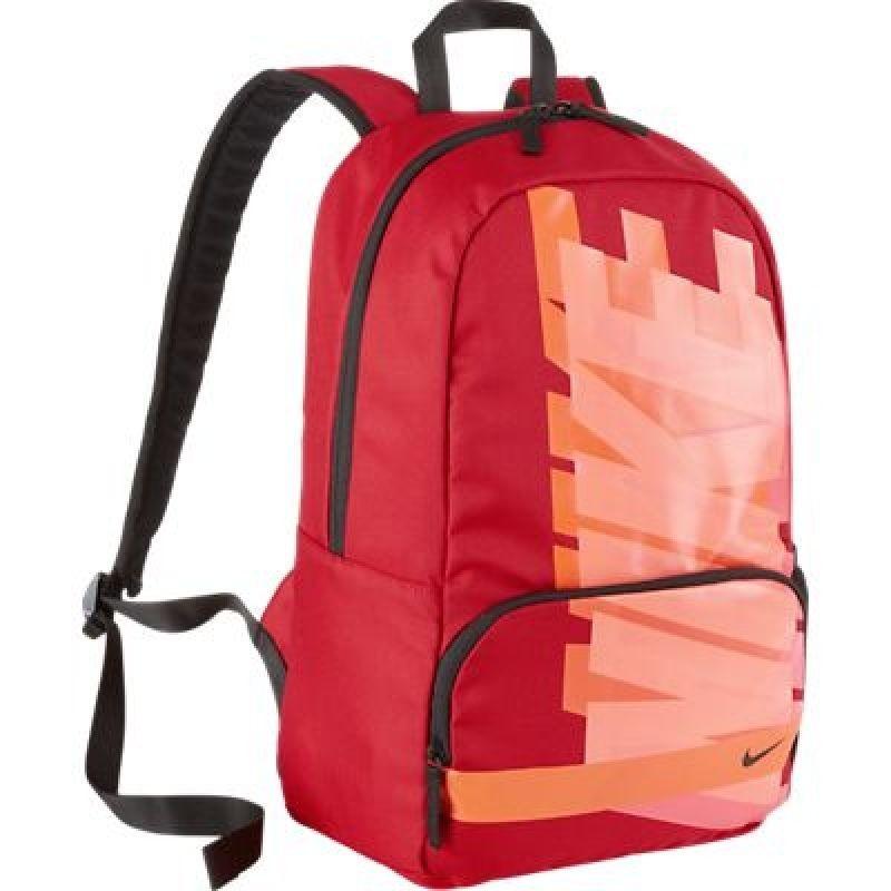 b78def7bcdb28 Plecak NIKE Classic Turf czerwony - ePlecaki do szkoły i na wakacje