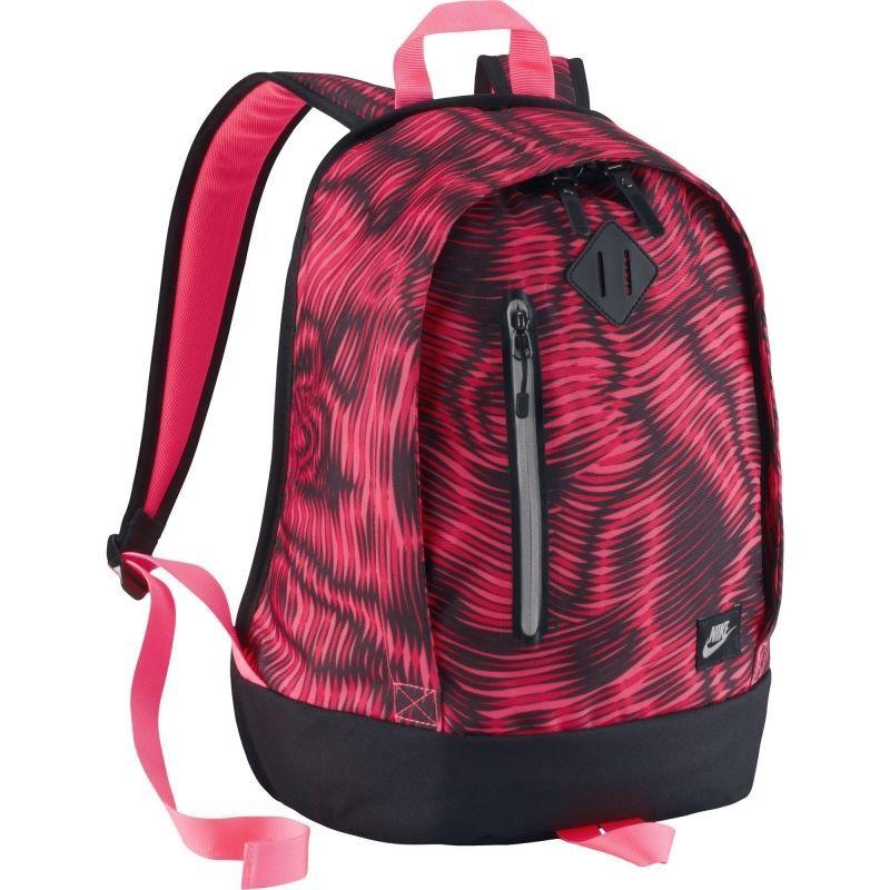 Plecak NIKE czerwono-czarny