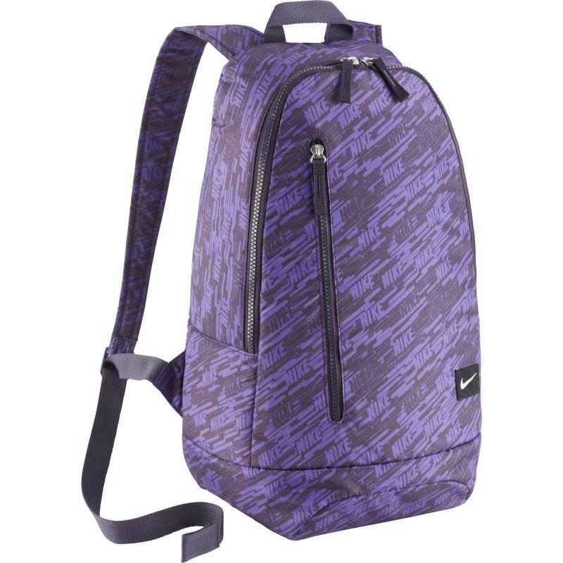 Plecak NIKE backpack fioletowy