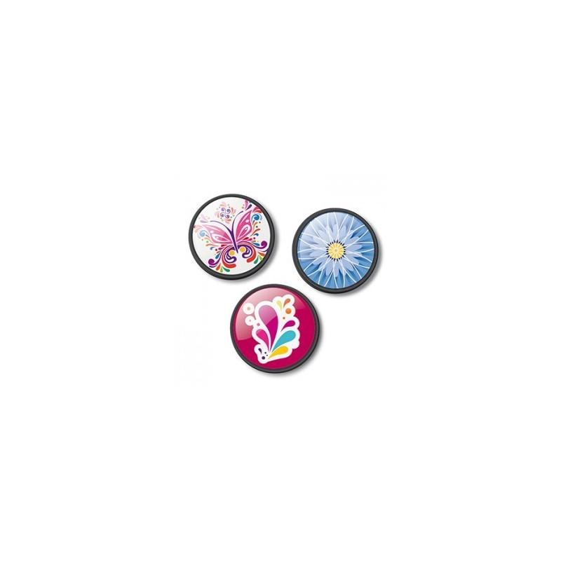 Broszki - Kapsle Roller FLORALIA