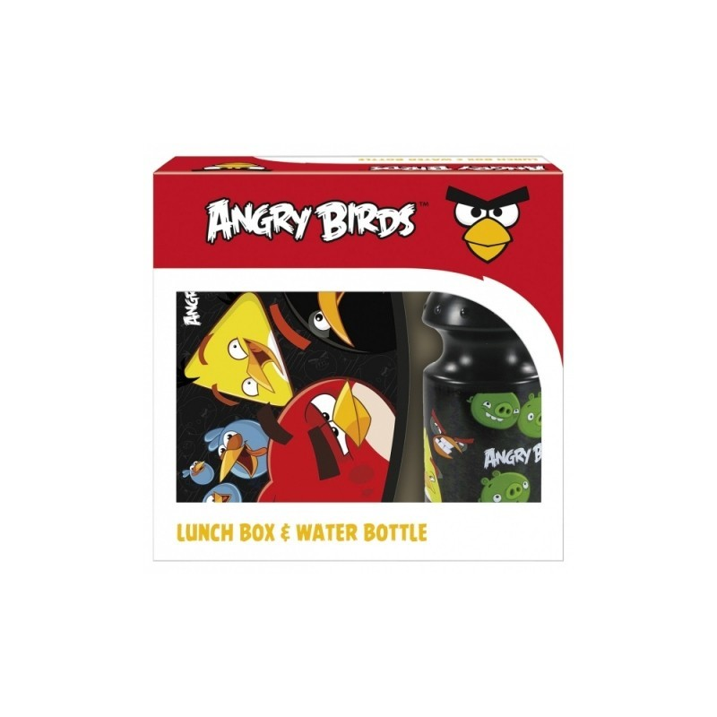 ZESTAW ŚNIADANIOWY - ANGRY BIRDS