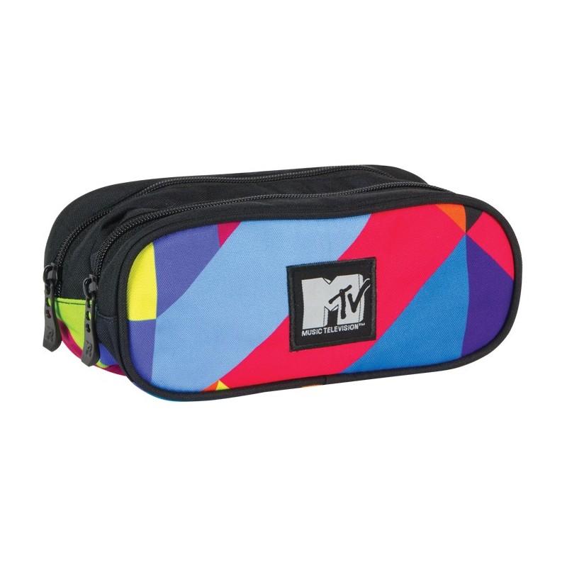 PIÓRNIK/SASZETKA PODWÓJNA - MTV Colors