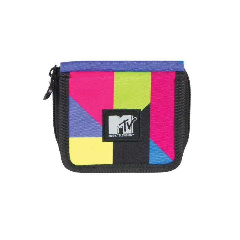 PORTFEL MTV Colors Nowość!
