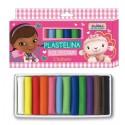PLASTELINA - KLINIKA DLA PLUSZAKÓW 12 kolorów