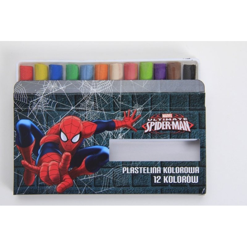 PLASTELINA - SPIDER-MAN
