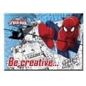 ZESTAW KREATYWNY - Spider-Man
