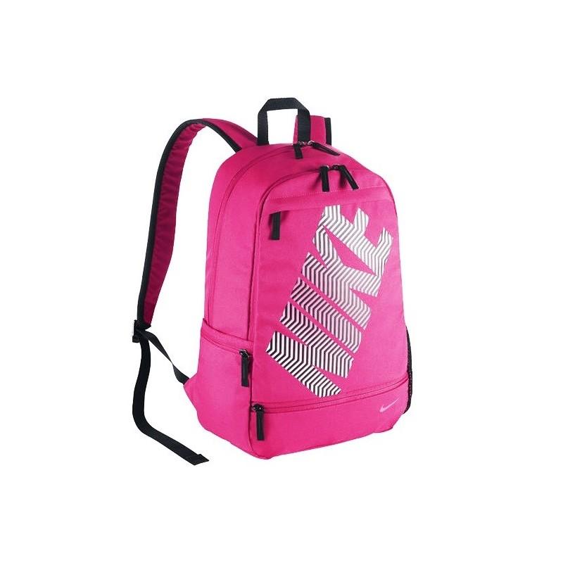 56060851e84a2 Plecak NIKE Classic Pink - ePlecaki do szkoły i na wakacje