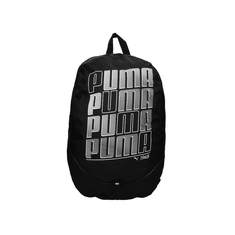 Plecak Puma Pioneer Black czarny