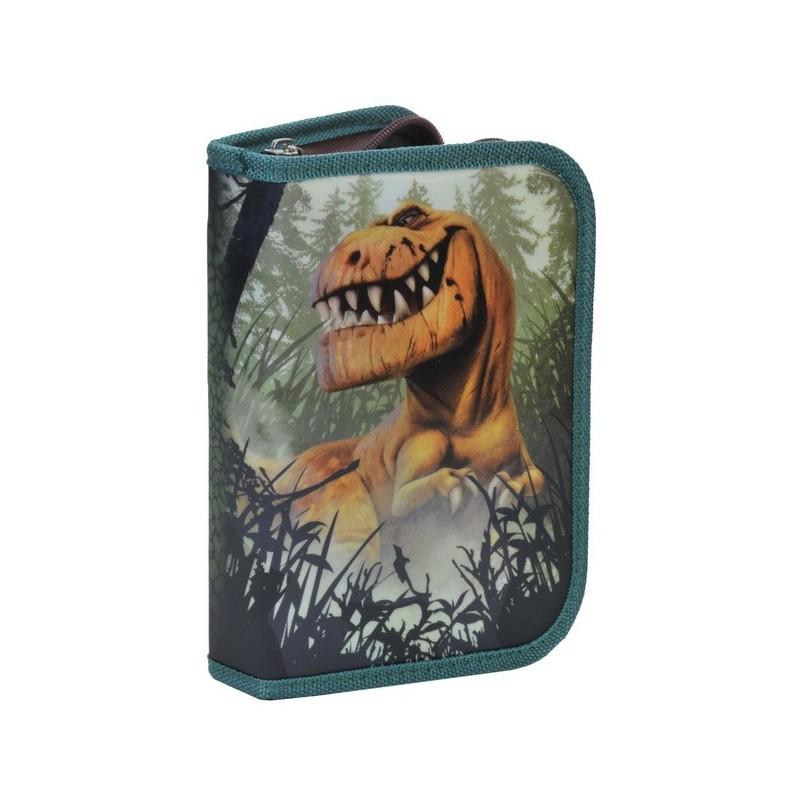 Piórnik z wyposażeniem Dobry Dinozaur