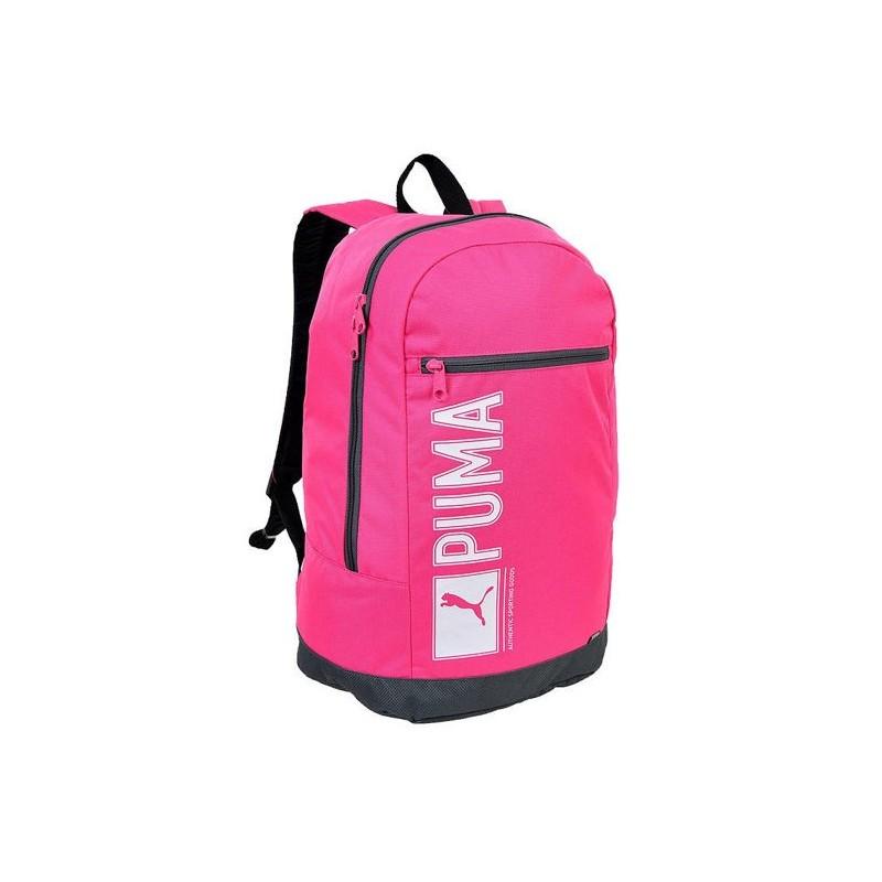 14606cca15dbe Plecak Puma Pioneer Pink damski - ePlecaki do szkoły i na wakacje
