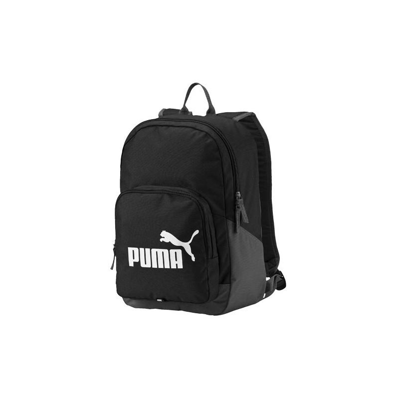 fb06e525b9d85 Plecak Puma Phase Black - ePlecaki do szkoły i na wakacje