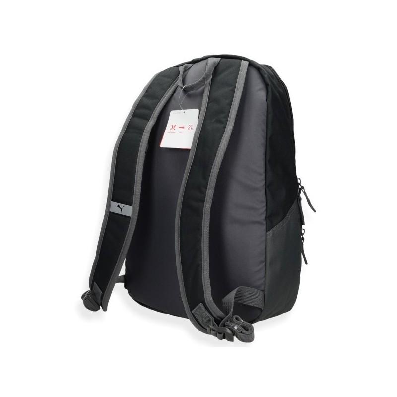 34ac4a1705071 Plecak Puma Phase Black - ePlecaki do szkoły i na wakacje