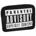 Pokrowiec na laptop Parental Advisory