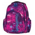 Plecak młodzieżowy CoolPack CP różowo-fioletowy deseń SPARK PURPLE DESERT 537