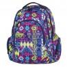 Plecak młodzieżowy CoolPack CP fioletowy etniczny SPARK TRIBAL CP 510