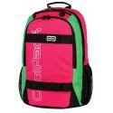 Plecak sportowy CoolPack CP neonowe kolory – rubinowo - czerwony ACTION RUBIN NEON 428