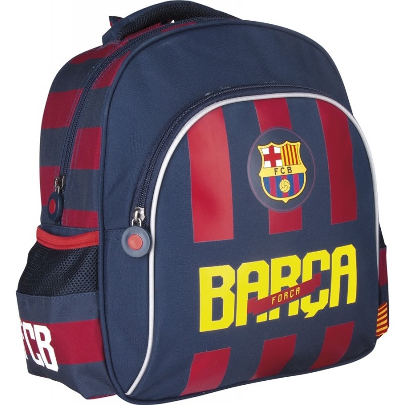 5f4d6c8038915 Mały plecak szkolno-wycieczkowy FC Barcelona 2016 dla chłopca