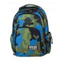 Plecak młodzieżowy COOLPACK CP - BREAK MORO BLUE 598