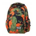 Plecak młodzieżowy COOLPACK CP - BREAK MORO ORANGE 601