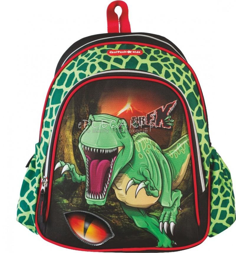 9479645b76b2d Mały plecak przedszkolny i na wycieczkę CoolPack for Kids z dinozaurem