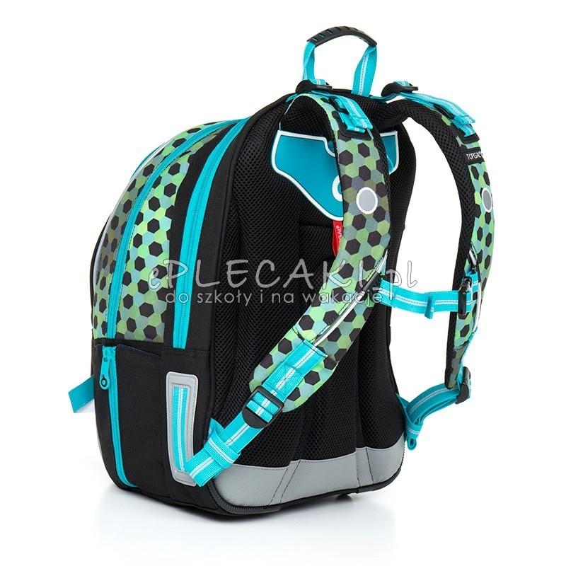 e1f2b1229f324 Plecak szkolny CHI 800 TOPGAL - ePlecaki do szkoły i na wakacje