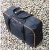 Torba - bagaż podręczny RYANAIR 55x40x20cm - CZERWONA LAMÓWKA