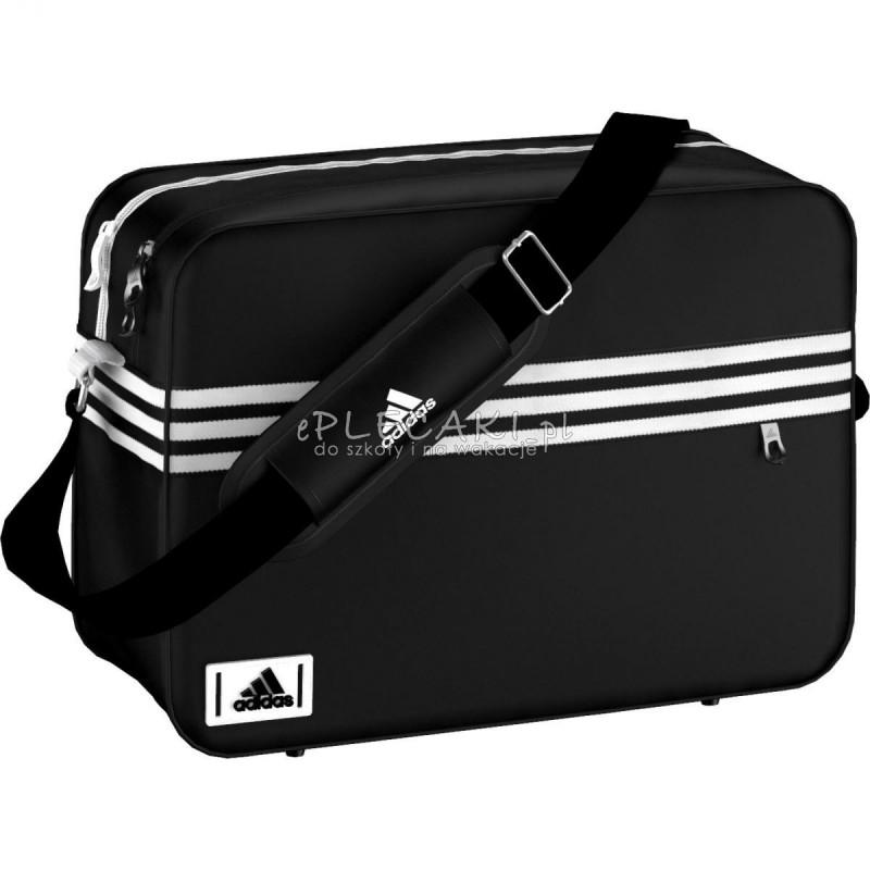 67822e0cc21ff Torba na ramię Adidas Enamel M S19215 na laptopa