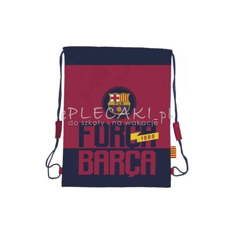 WOREK NA OBUWIE - FC BARCELONA Barca