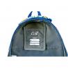Plecak młodzieżowy 02 ST.REET niebieski w indyjskie wzory CASHMERE