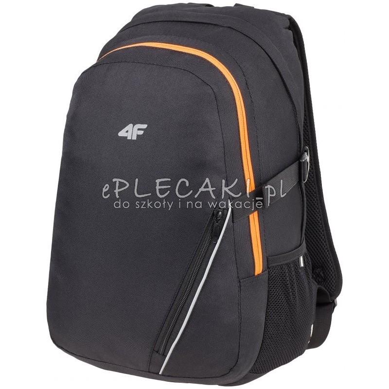 933e08563ca27 Plecak młodzieżowy 4f dla chłopaka - czarny