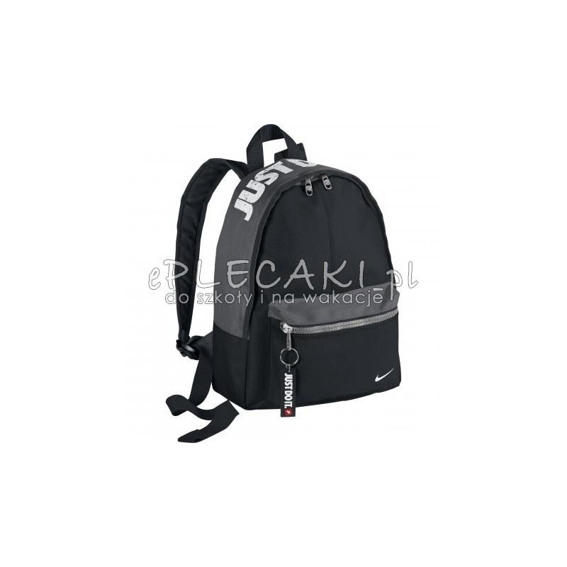e47419bdd60f6 Plecak Nike Young Classic Base mini - szary