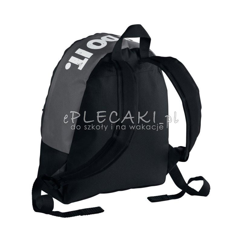 aa71fa0049720 ... Plecak Nike Young Classic Base mini - szary