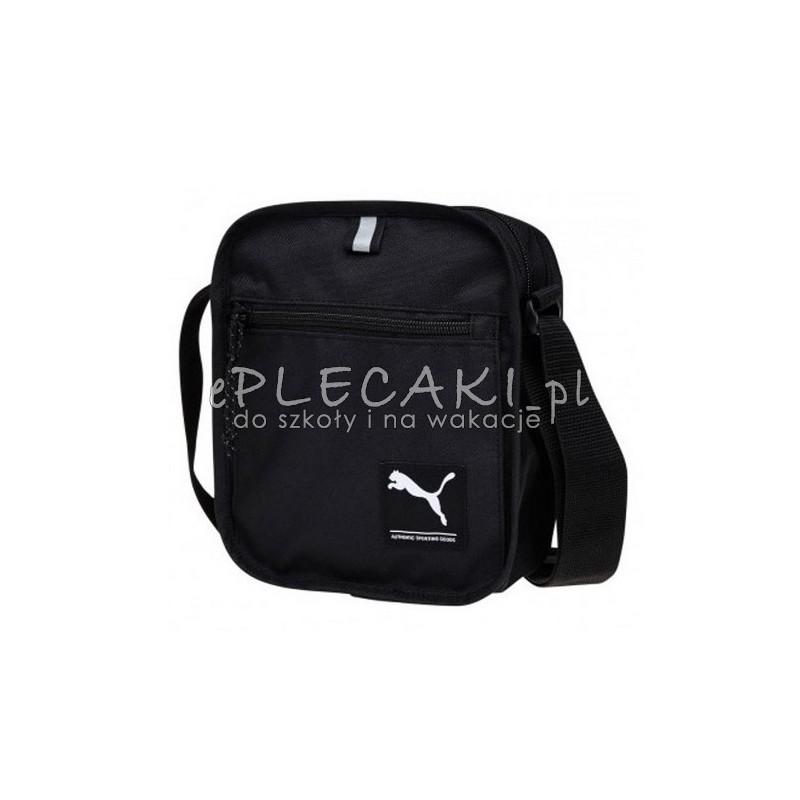 7ca51a4eb78cb Torebka mała na ramię Puma Academy Portable - czarna