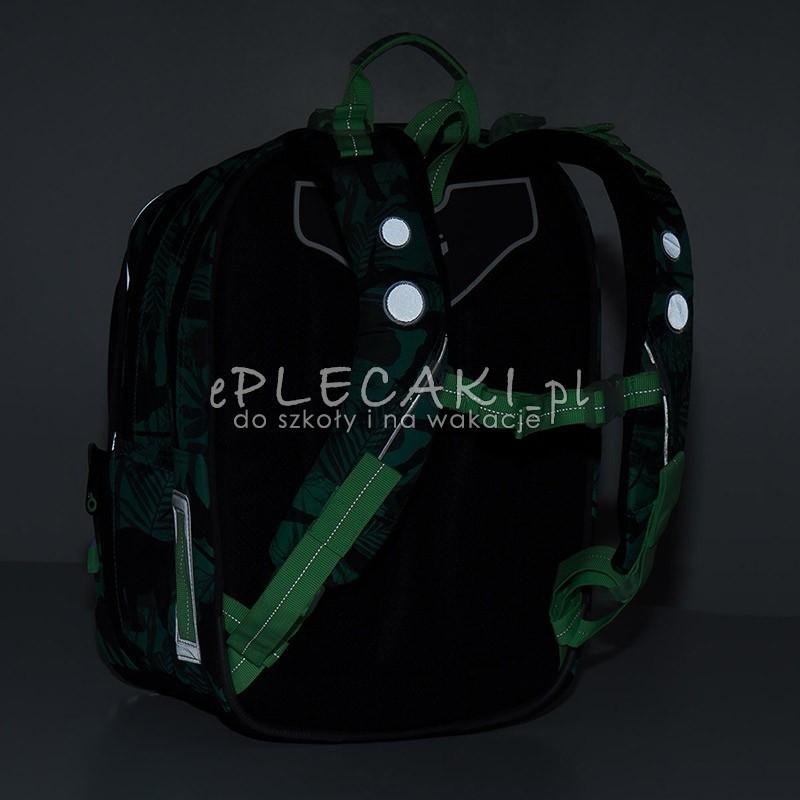 4aa78048fe3a9 Plecak szkolny Topgal z tyranozaurem dla chłopca CHI 842E