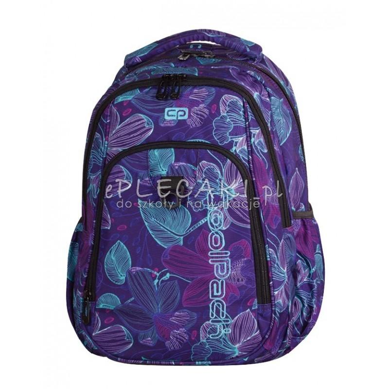 7496bb7672ed8 Plecak młodzieżowy CoolPack CP księżycowe kwiaty STRIKE LUNAR BLOSSOM 792