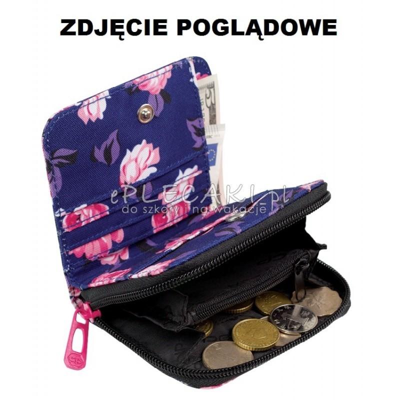 efbdf472ce51c Portfel młodzieżowy CoolPack CP Hazel Boho electra dla dziewczynki